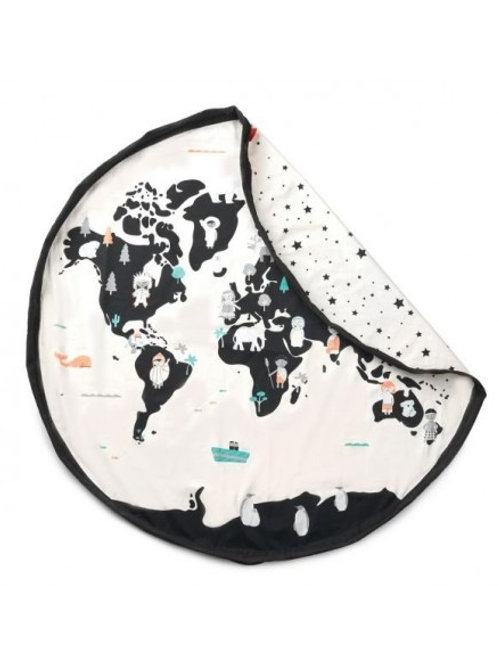 """Tapis world map """"Play and go"""""""