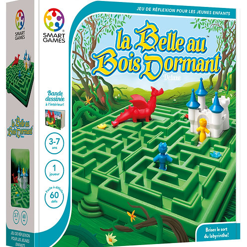 """La belle au bois dormant """"Smart games"""""""