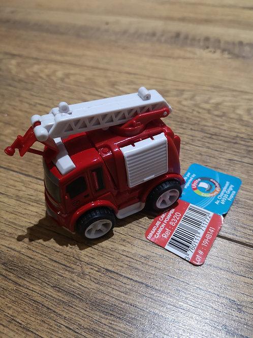 """Camion de pompier - Echelle  """"Ulysse"""""""