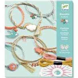 "Bracelets kumihimo - Céleste ""Djeco"""
