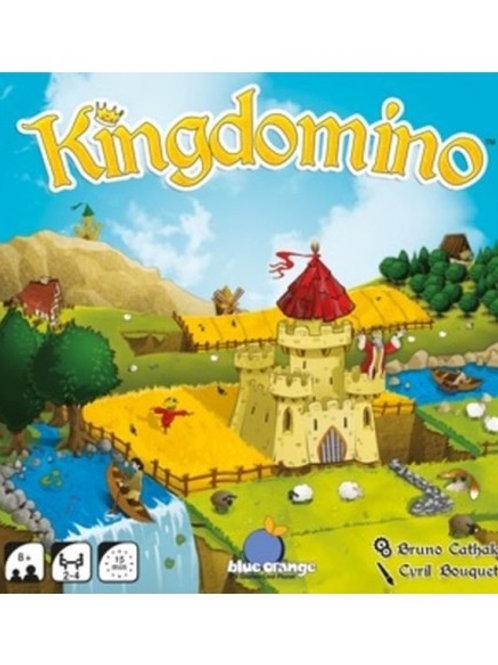 "kingdomino  ""Blue Orange"""