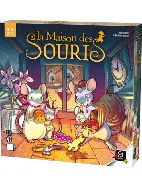 """La maison des souris """"Gigamic"""""""