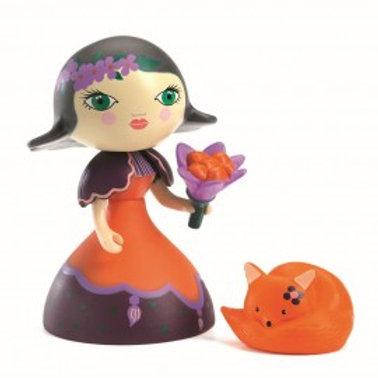 "Arty toys Oya & fox ""Djeco"""