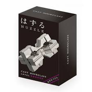 """Casse tête Huzzle - Hourglass - niveau 6/6 """"Gigamic"""""""