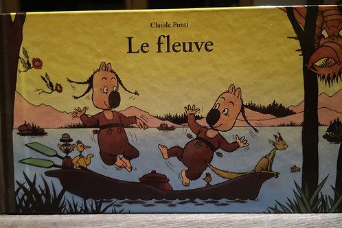 "Le fleuve ""Claude Ponti"""