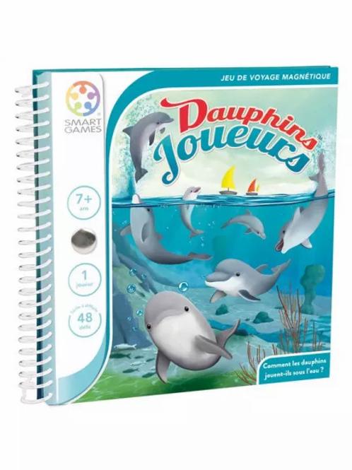 """Les dauphins joueurs """"Smart Games"""""""