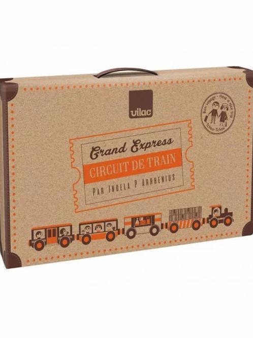 """Circuit de train Grand Express """"Vilac"""""""
