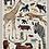 "Thumbnail: Puzzle world of African animals - 750 pcs   ""Bertoys"""