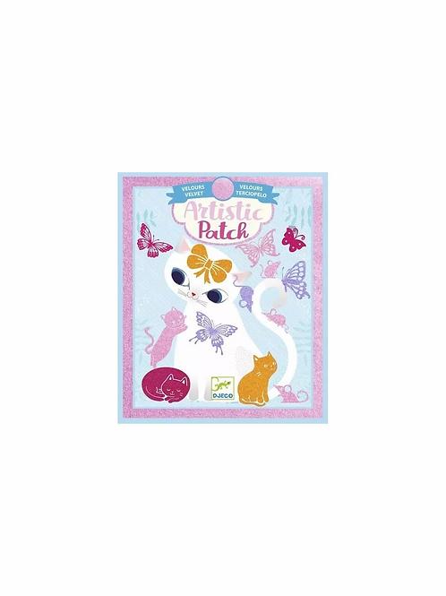"Artistic patch - ¨Little Pets - ""Djeco"""