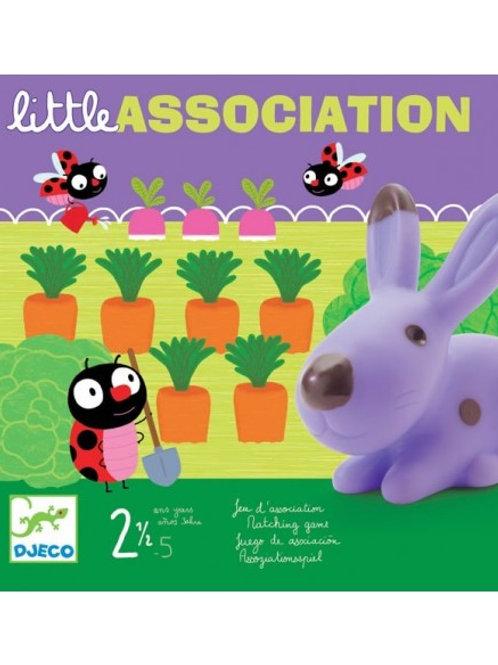 "Little association ""Djeco"""