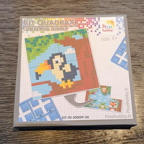 "Kit Quadra XL Toucan ""Pixel hobby"""
