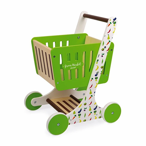 "Chariot Green market ""Janod"""