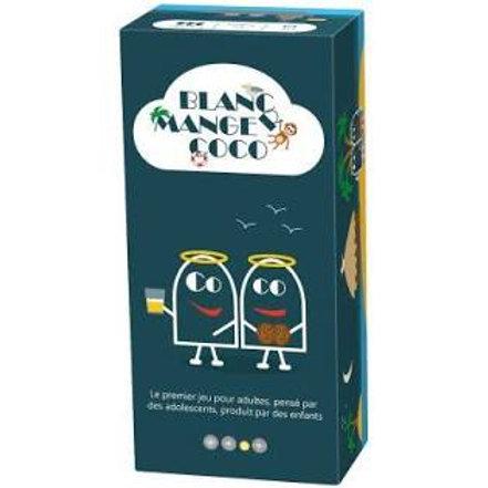 """Blanc manger coco Adulte """"Hiboutatillus"""""""