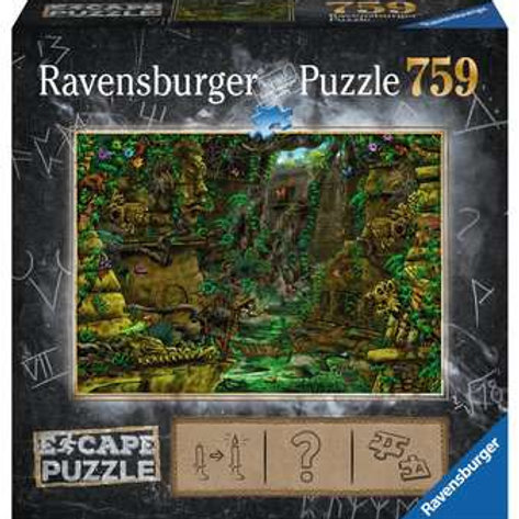 "Escape puzzle (Le temple d'Ankor) 759 pcs ""Ravensburger"""