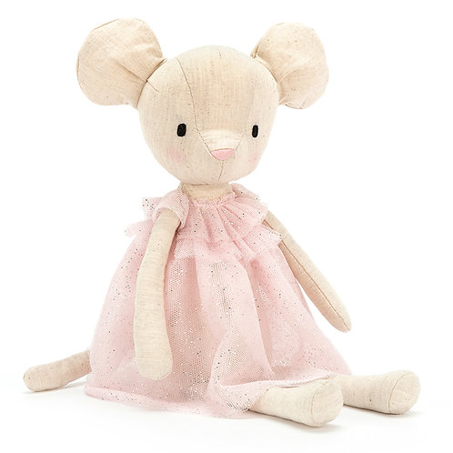 "Jolie Mouse ""Jellycat"""