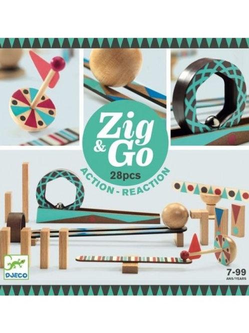 "Zig & Go Roll 28 pcs ""Djeco"""