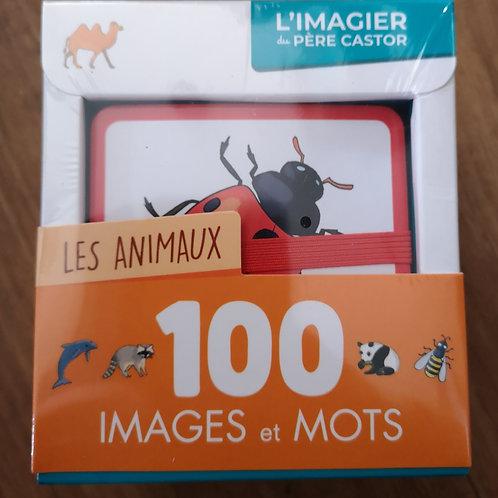 """100 images & mots """"Les animaux"""""""