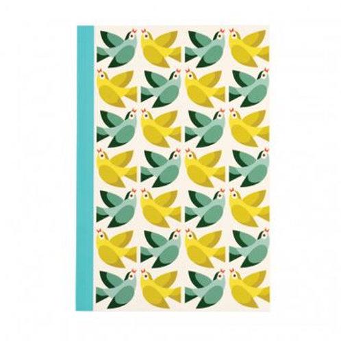 Cahier Oiseaux