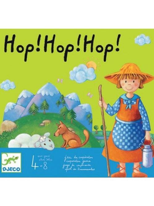 "Jeu coopératif Hop! Hop! Hop! ""Djeco"""