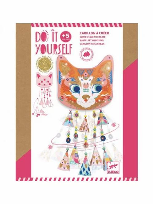 """Carillon - Kitty - DIY """"Djeco"""""""