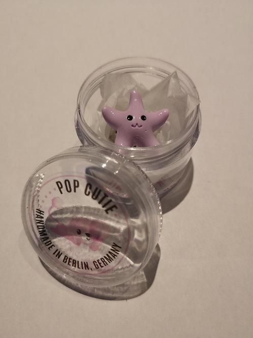 """Bague étoile - Violette """"Pop Cutie"""""""