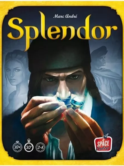 "Splendor ""Asmodée"""
