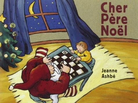 """Cher Père Noël """"Ecole des loisirs"""""""