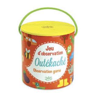 """Jeu de société Outékaché """"Vilac"""""""