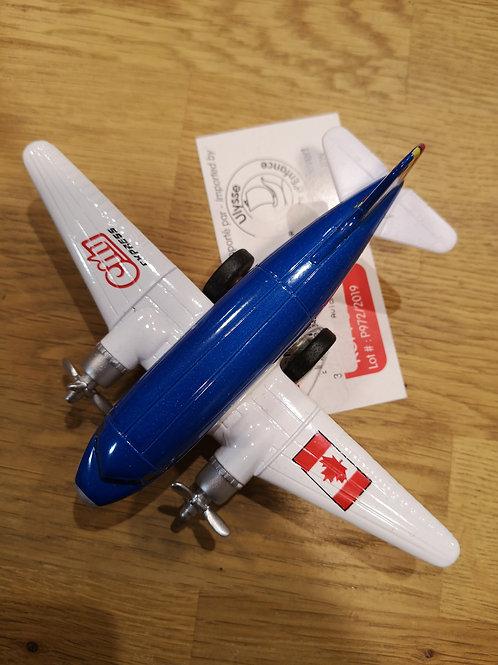 """Avion de ligne - bleu  """"Ulysse"""""""