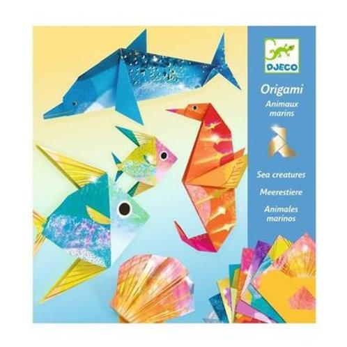 Origamis poisson Djeco