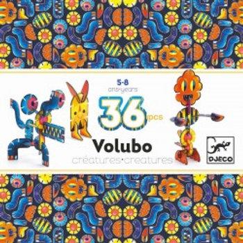 "Volubo Créatures 36 pcs ""Djeco"""