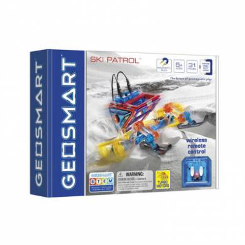 "Coffret Ski patrol ""GeoSmart"""