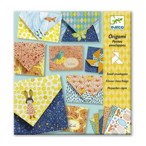 Origamis petites enveloppes