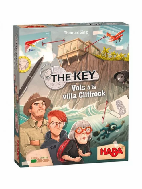 "The Key à la villa Cliffrock ""Haba"""