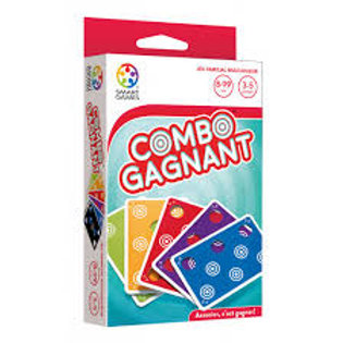 """Combo gagnant  """"smart games"""""""