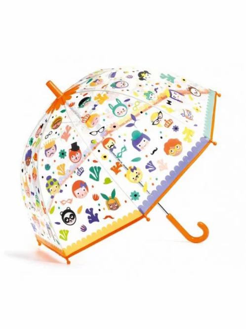 """Parapluie magique - face - """"Djeco"""""""