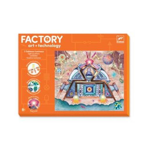 """Factory E-paper """"Djeco"""""""
