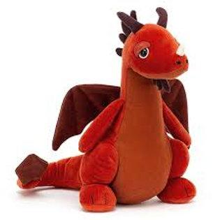 "Dragon Paprika ""Jellycat"""