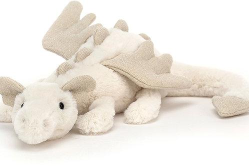 "Grand Dragon des neiges - 50 cms ""Jellycat"""