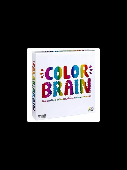 """Color brain """"Blackrock"""""""