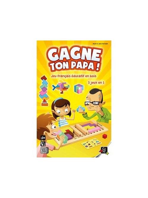 """Gagne ton papa """"Gigamic"""""""