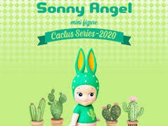 Sonny Angel - Cactus - (à l'unité)