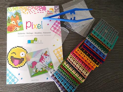 """Kit démarrage Plaques """"Pixel Hobby"""""""