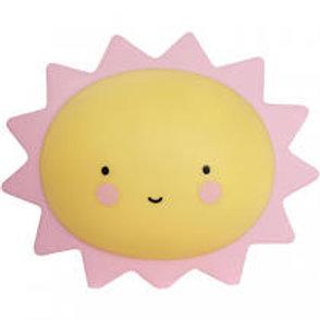 """Veilleuse soleil """"A Little Lovely"""""""
