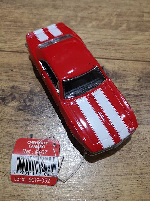 "Chevrolet camaro - Rouge  ""Ulysse"""