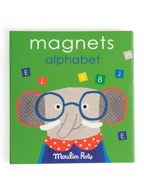 """Jeu magnétique alphabet - Les Popipop """"Moulin Roty"""""""