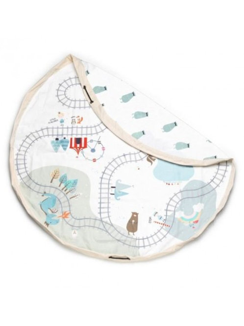 """Tapis Train map """"Play and go"""""""