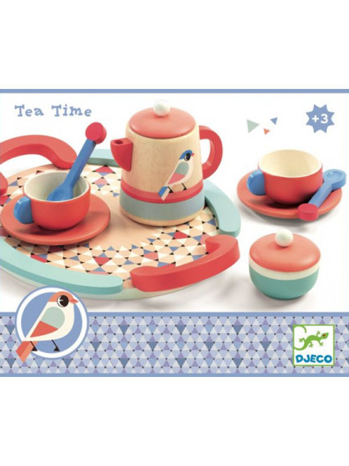 "Ensemble goûter Tea Time ""Djeco"""