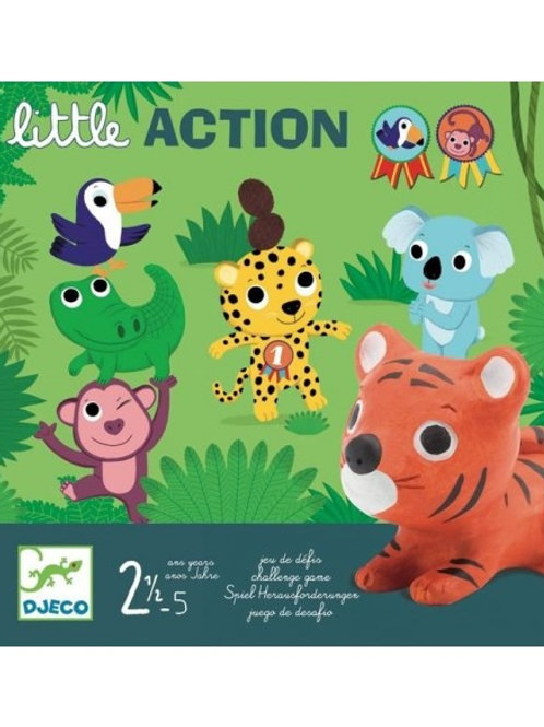 "Little action ""Djeco"""