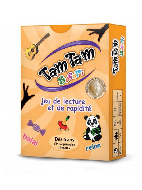"""Tam Tam Lecture CP - 6 ans - niveau 2  """"Blackrock games"""""""
